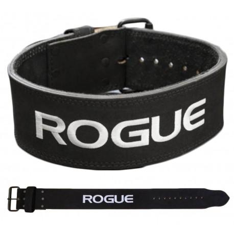 Cinturon Rogue de Cuero extendido