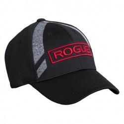 Gorra Rogue Velcro Negra