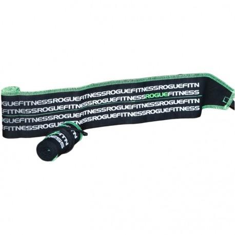 Rogue Strength Wraps Neon Green
