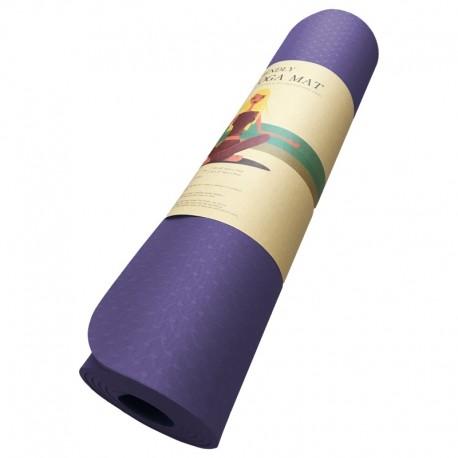 Yoga Mat morado